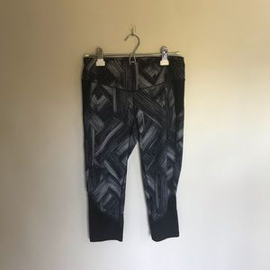 Danskin Now Fitted Workout Capris